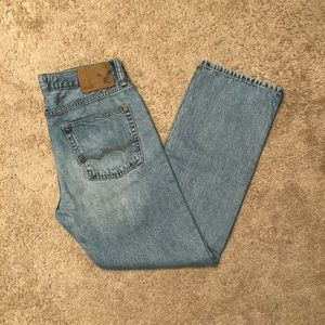American Eagle Jeans- Original Straight Fit- 30x30